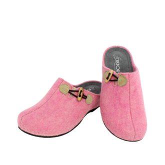 Γυναικείες παντόφλες Λωτός ροζ χρώμα
