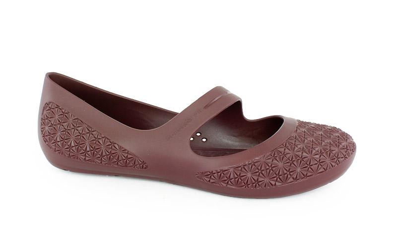 Γυναικεία παπούτσια Sense μπορντό χρώμα