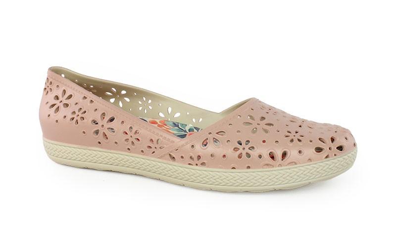 Γυναικεία παπούτσια Monica ροζ χρώμα