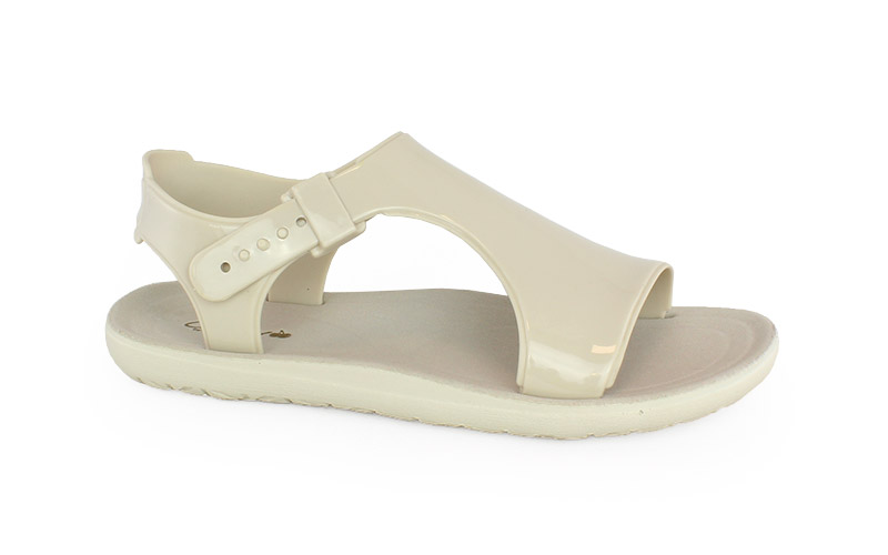 Women's sandals Begonia white color