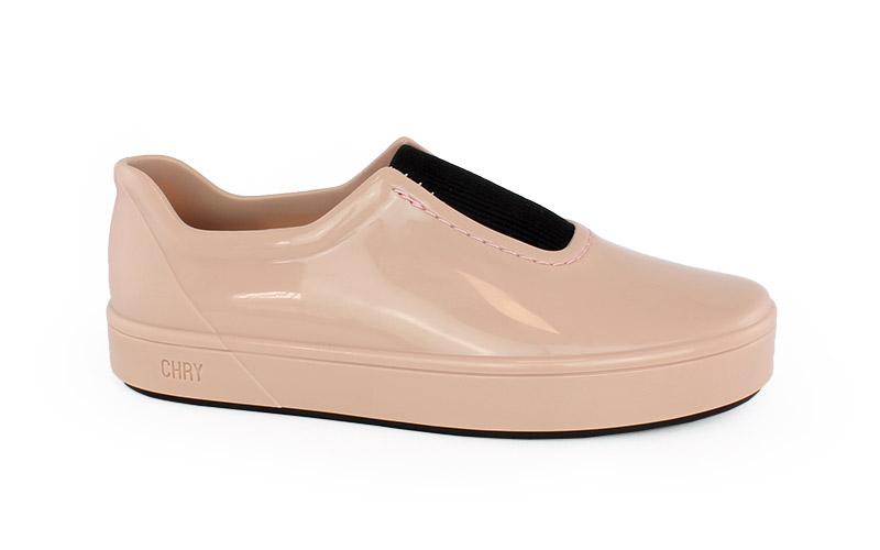 Γυναικεία παπούτσια Ariel ροζ χρώμα