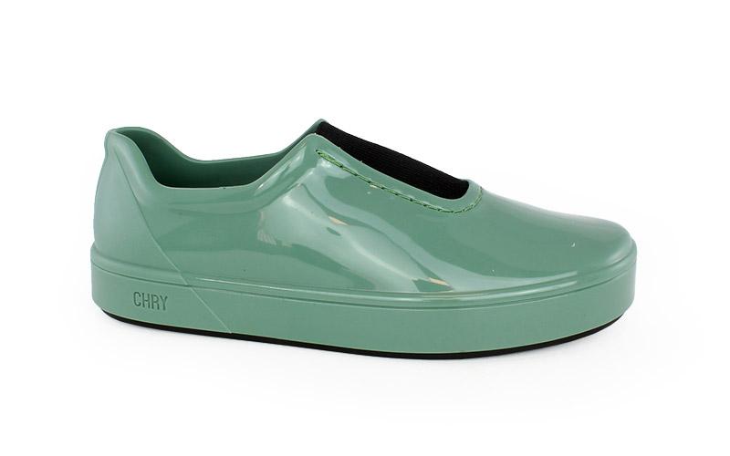 Γυναικεία παπούτσια Ariel πράσινο χρώμα