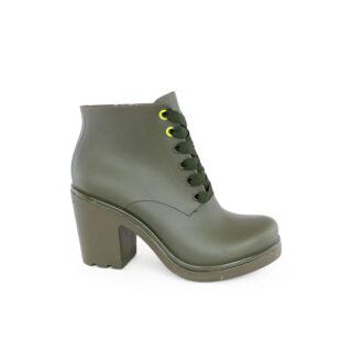 Γυναικεία μποτάκια Ale πράσινο