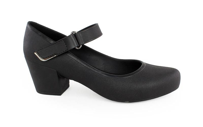 Γυναικεία παπούτσια εργασίας Judy μαύρο χρώμα