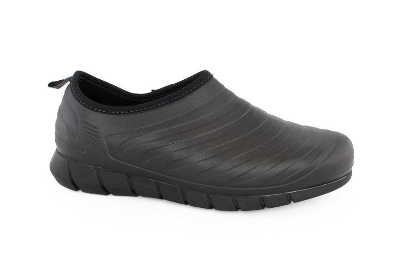 Γυναικεία παπούτσια εργασίας Oxy μαύρο χρώμ