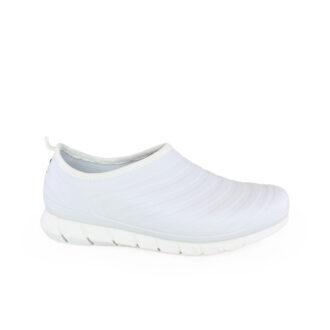 Γυναικεία παπούτσια εργασίας Oxy λευκό