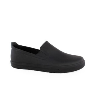 Γυναικεία παπούτσια εργασίας Spencer μαύρο