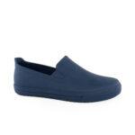 Ανδρικά παπούτσια εργασίας Job μπλε χρώμα