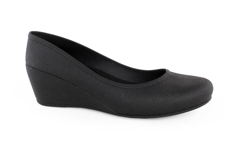 Γυναικεία παπούτσια εργασίας Caren μαύρο χρώμα