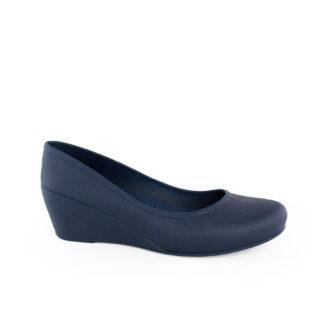 Γυναικεία παπούτσια εργασίας Caren μπλε