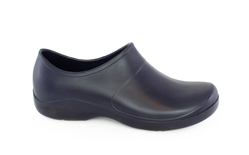 Γυναικεία παπούτσια εργασίας Mary μπλε χρώμα