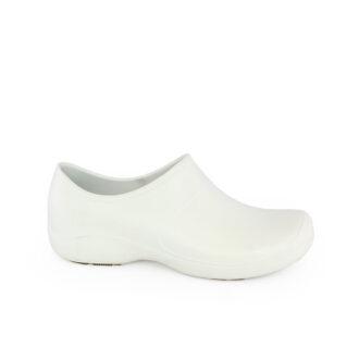 Γυναικεία παπούτσια εργασίας Mary λευκό