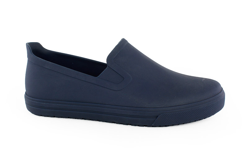 Γυναικεία παπούτσια εργασίας Spencer μπλε χρώμα