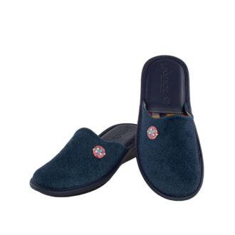 Γυναικείες παντόφλες 5769.κ Μπιγκόνια μπλε χρώμα
